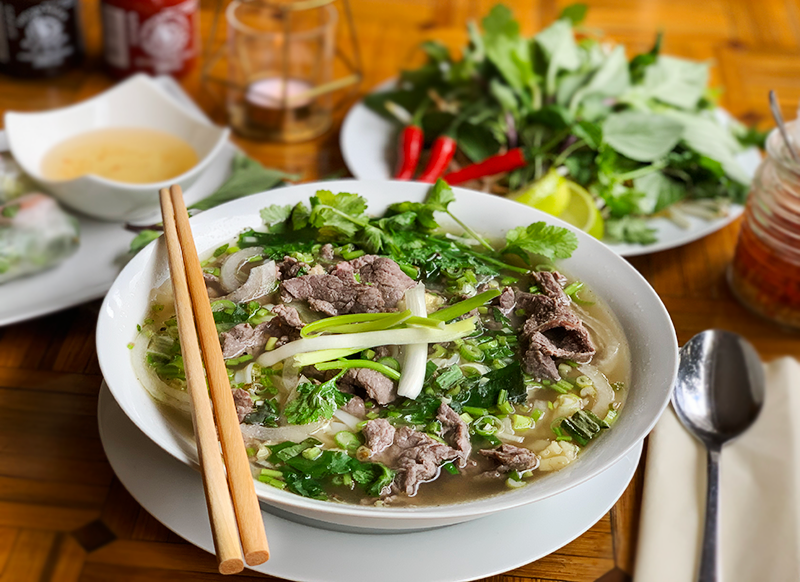 Traditional Pho